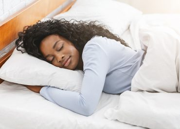 Getting a good night's sleep – our top four tips