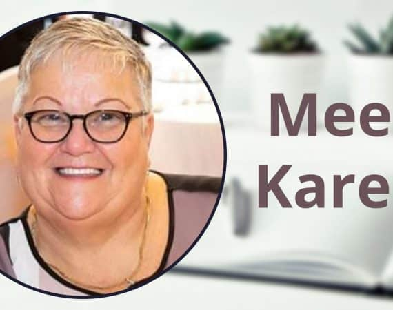 Meet Karen: CareDocs trainer, Dementia Friend & Dignity for Care Champion
