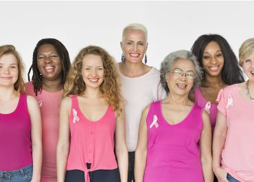 Breast Cancer Awareness Month – getting back on track